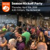 Spring Kickoff Party at The Alchemist Brewery