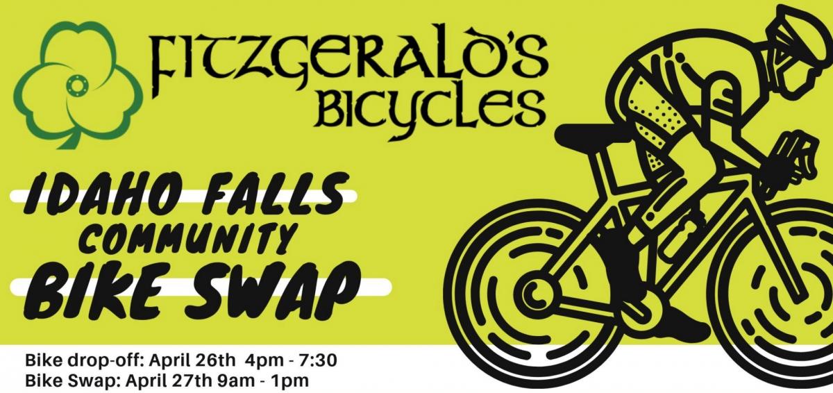 I.F. Community Bike Swap