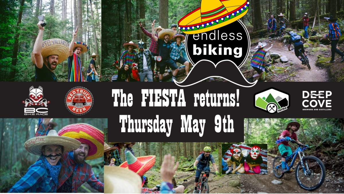 2019 Fiver - Presented by Endless Biking and BC Bike Race