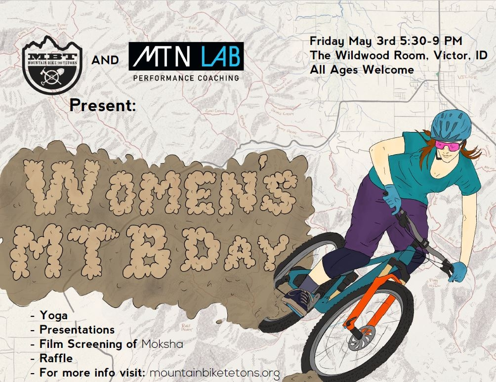Celebrating International Women's Mountain Biking Day