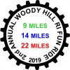 2nd Annual Woody Hill Fun Ride 2019