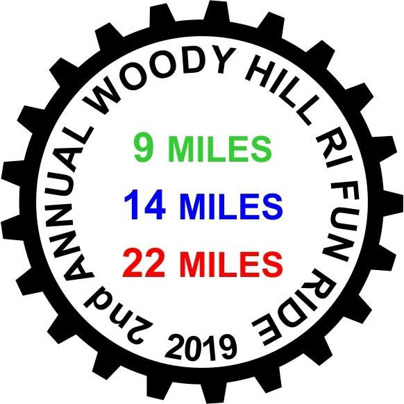 2nd Annual Woody Hill Fun Ride 2019