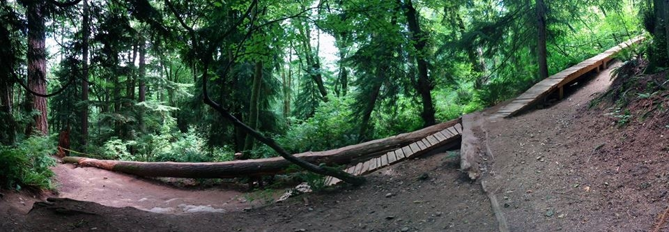 Burnaby Mountain Trail Day #1: Lower Snake