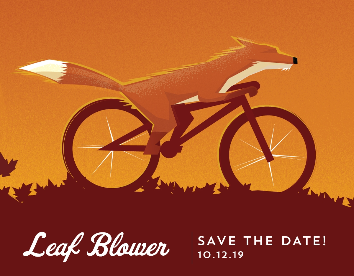 2019 Leaf Blower Fall Classic Mountain Bike Festival