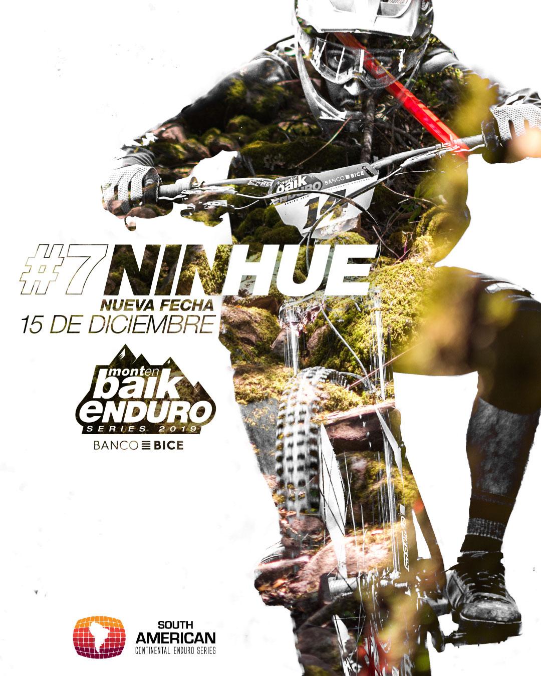 #7 NINHUE - Montenbaik Enduro Series by Banco Bice 2019