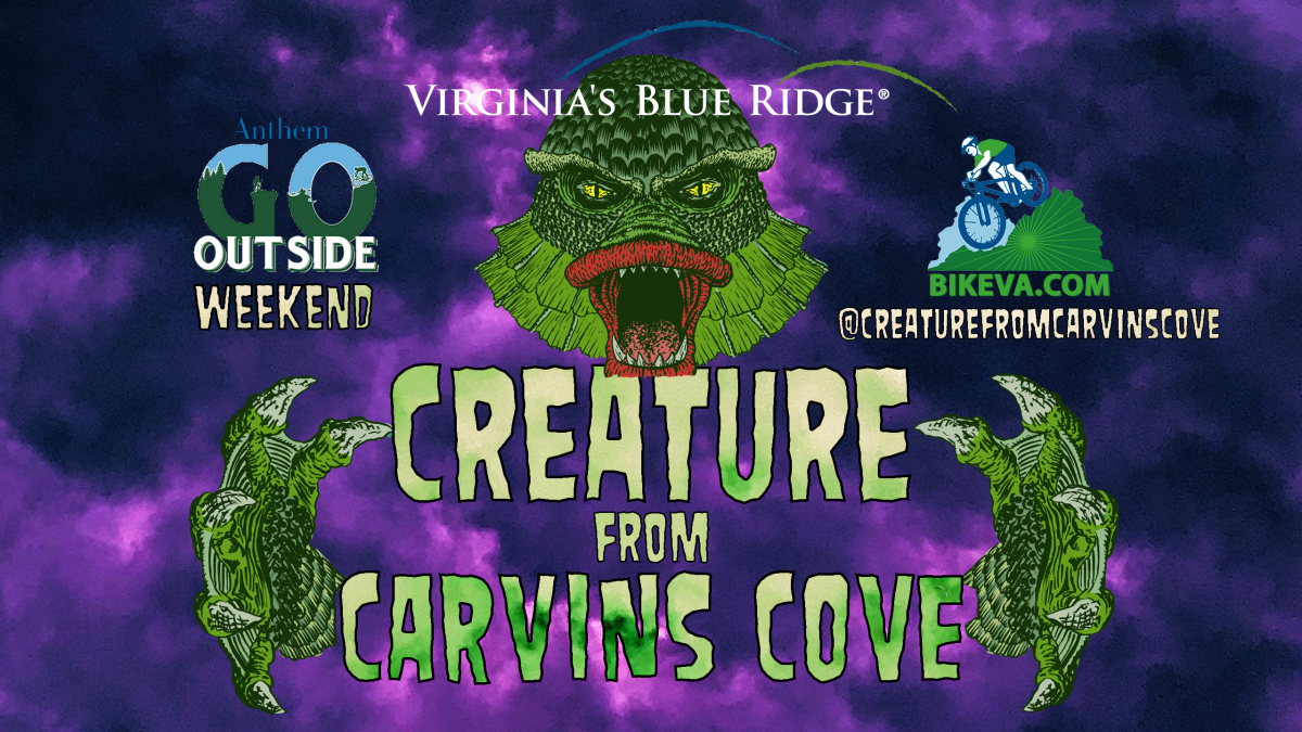 Virginia's Blue Ridge Creature from Carvins Cove XC and XCM VA State Championship