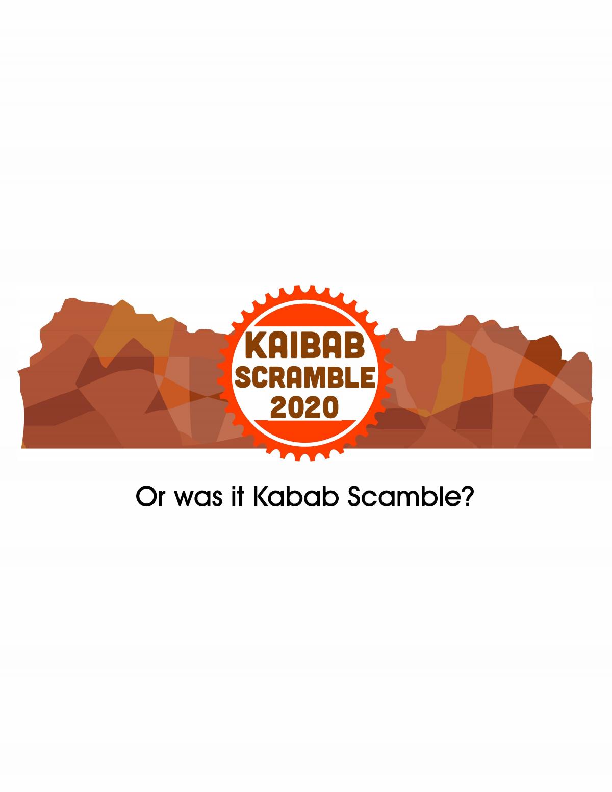 Kaibab Scramble