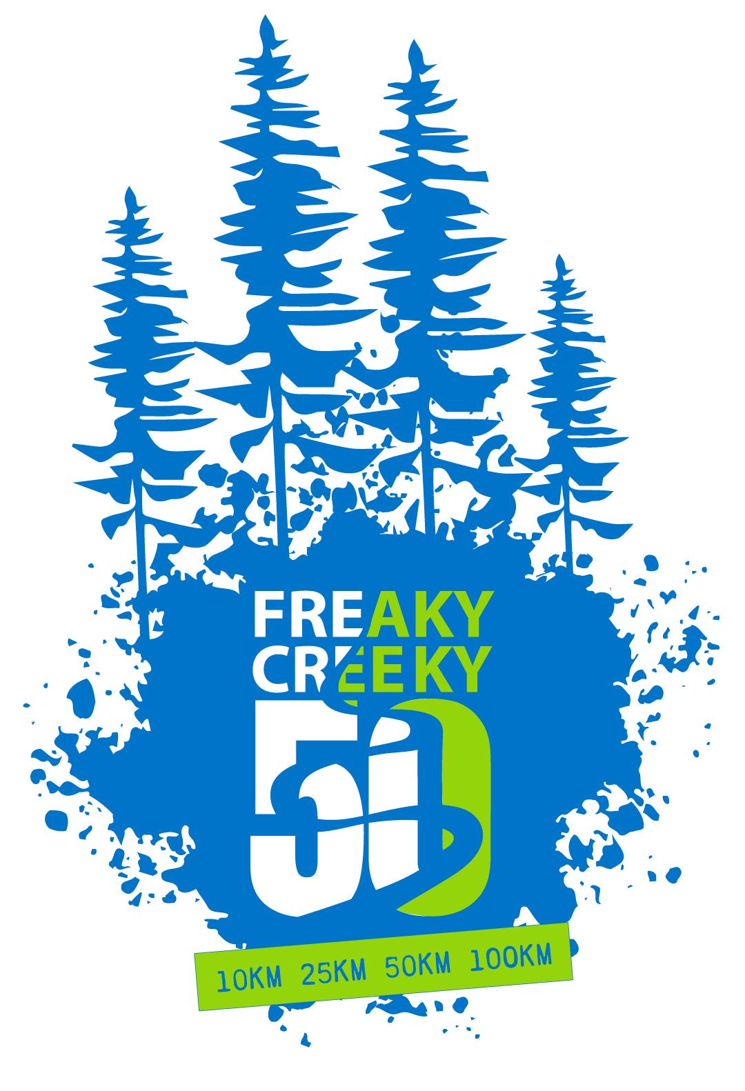 Freaky Creeky 50&100km Trail race