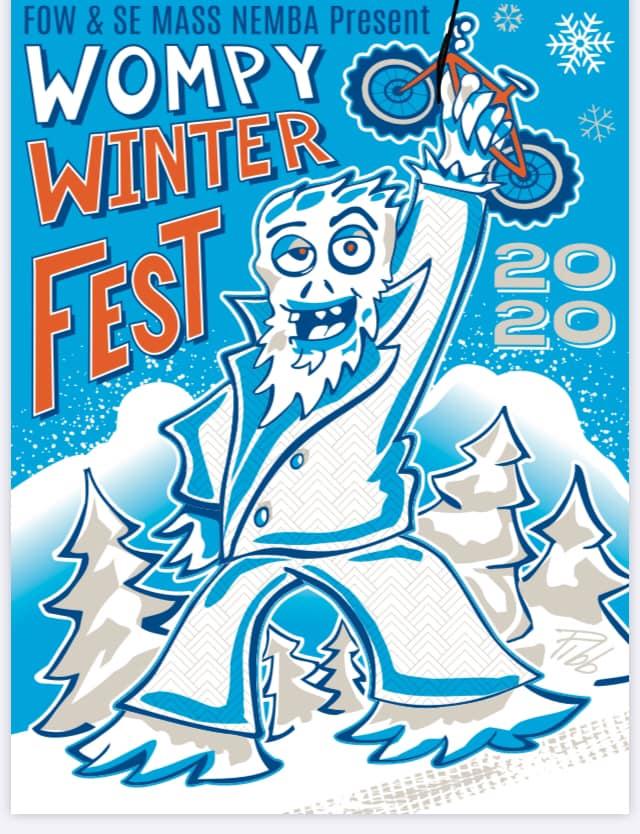Wompatuck WinterFest BikeBash!
