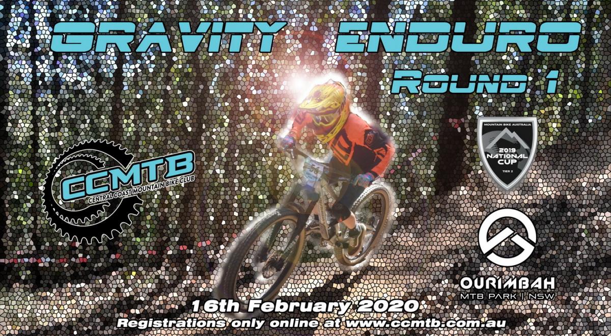 CCMTB Gravity Enduro Club Series 2020 - Rd.1