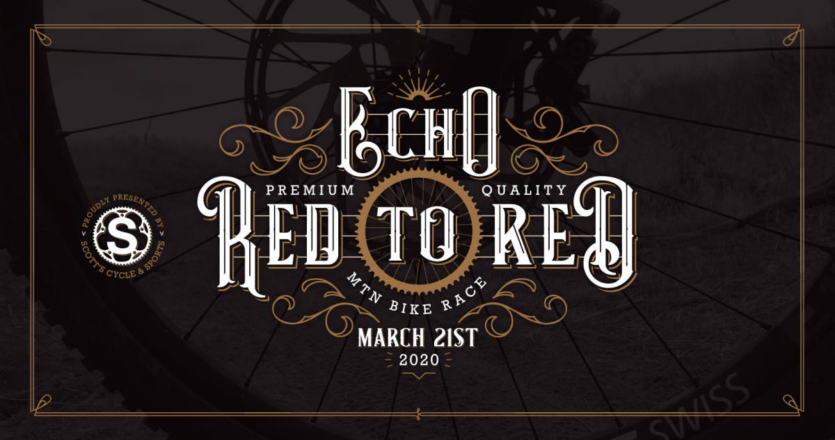 2020 Echo Red to Red