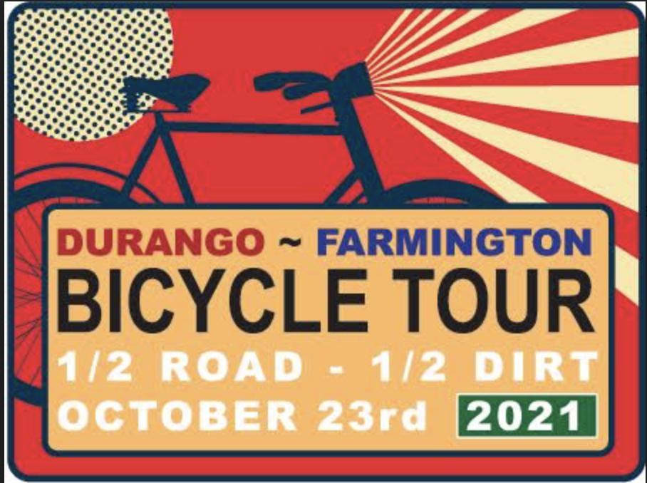 Durango to Farmington Bicycle Tour