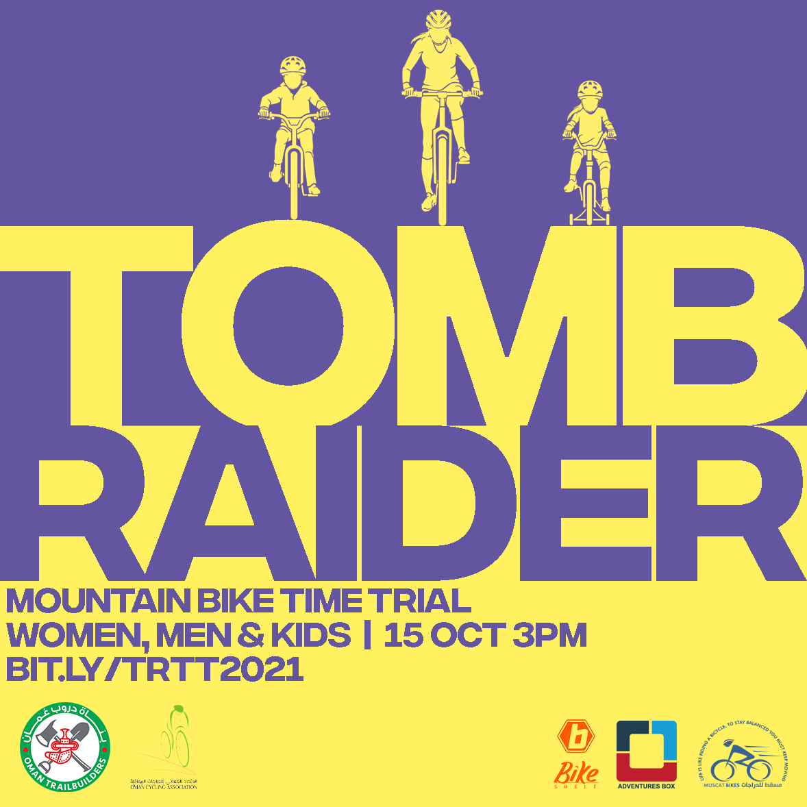 Tomb Raider Time Trial '21