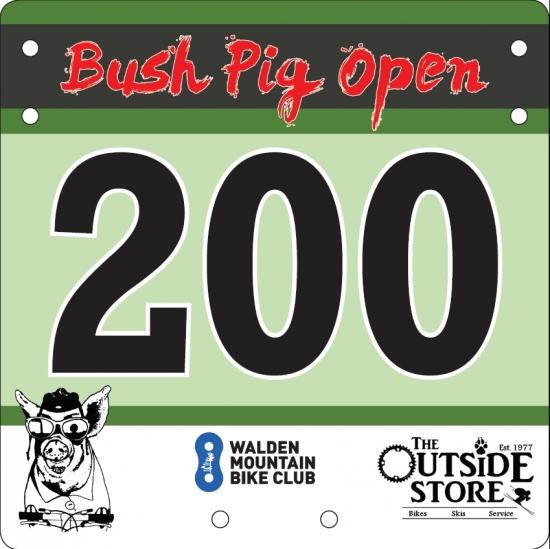 Bush Pig Open 2019 - Event Series   Trailforks