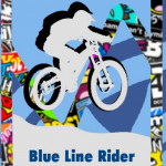Blue Line Rider