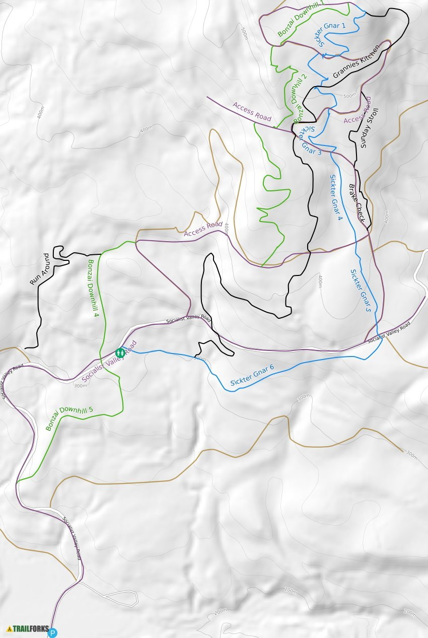 Fall City Oregon Map.Falls City Oregon Mountain Biking Trails Trailforks