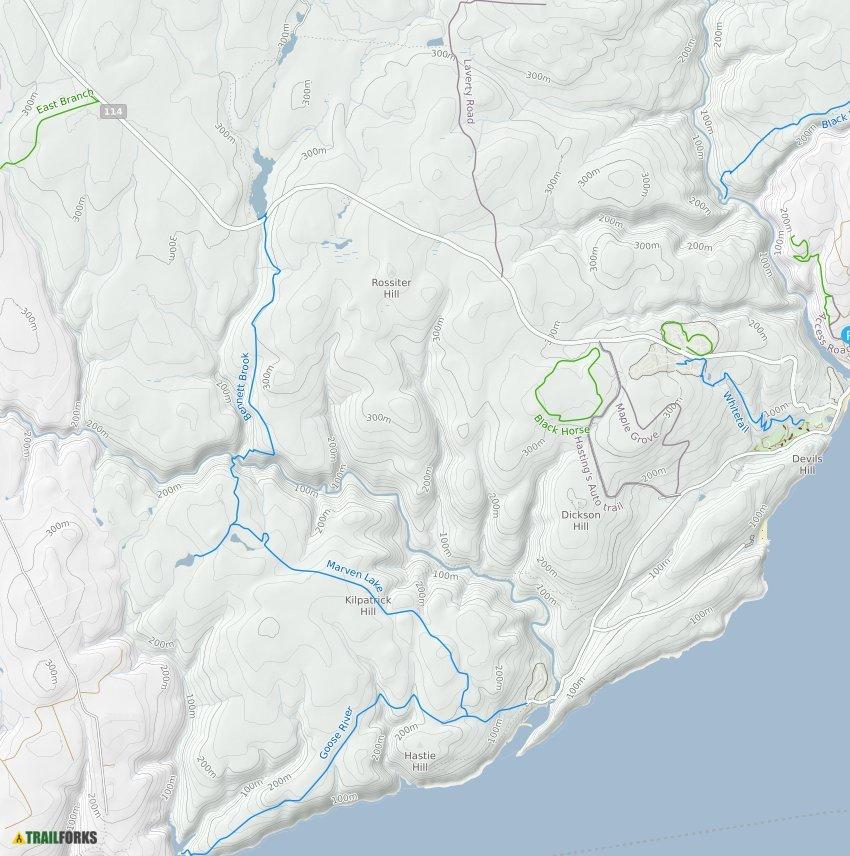 Worksheet. Fundy National Park Mountain Bike Trails  Trailforks