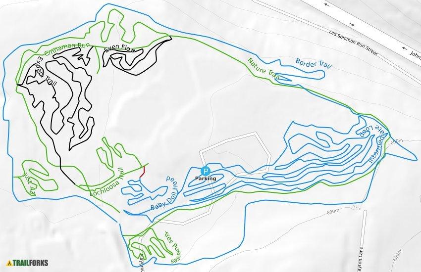 Map johnstown pa of street Walking Tour