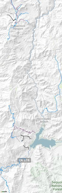 Southern Sequoia National Forest Mountain Biking Trails   Trailforks