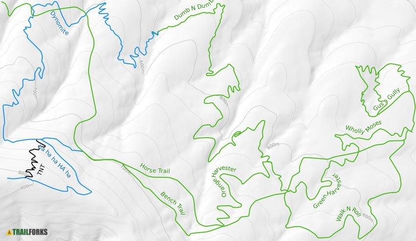 Yakima Washington Mountain Bike Trails Trailforks