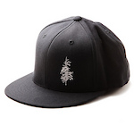Collective Fitted Cap by Flexfit - Black cover