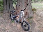 Jesse James West Coast Choppers Bicycle