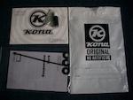 2012 Kona Entourage with RC4 + extras