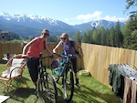 {Pic #29 – Happy to be back in Whistler