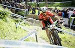 Mathias Fluckiger took fifth today.