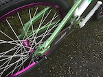 0 Transition Double Bike / Halo SAS /Rockshox Argyle 409