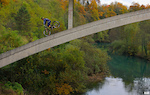 First riding photo during our Croatia Full of life adventure with Adventure Driven Vacations. MADproductions boy, Emanuel Pombo, crazy moments.