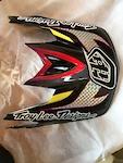TLD D3 Carbon helmet - spare visor