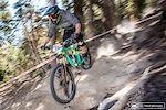 Jesse Polay skips through the dusty holes.