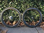 2016 Williams Cycling - Carbon Clincher (White Ind. Hubs)