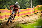 Goncalo Bandeira took second place in the U17 male field