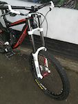 Identiti Mogul Medium DH bike Ex demo for sale