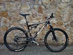 Scott Spark 20 2007 year with Shimano XTR , Tune , Soul , Pace , Avid , Fizik , Syntace , DT . Sunline. Weight 10,3 kg