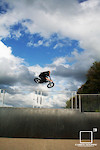 Big Air on Quater Cubed Square Photography Laurence CE