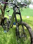 My bike - summer 2009 - Norco Team DH, 5th tuned by Stendec, 888RC, Avid Code, FSA stuff.