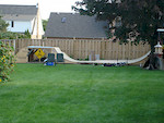 Thanks to Zach for letting us shred his yard!!  Soooo Prime!! Still more to come.