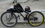 Bike do meu irmão. Fizzbikes DirtyB.