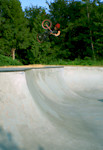 Invert out of the bowl