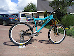 this is my new 2010 yeti asr-7 all mountainbike.