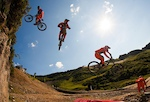 Semenuk showed who's the boss with a huge 360