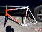 2004 Trek 1000 SL Frames Orange/ White/ Blue BLOWOUT DEAL