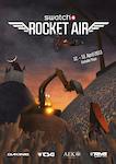 Swatch Rocket Air Event Flyer
