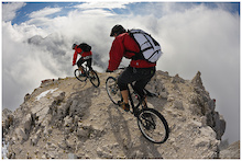 Riding the Alpspitze: A Short History