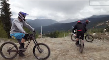 Video: Life Behind Bars - First Chair at Whistler