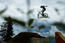 Silver Star Slopestyle Course Preview