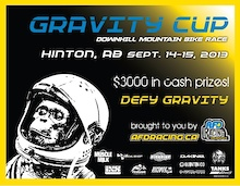 Gravity Cup Series Hinton, AB Sept 14 -15